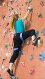 Serie A 23 di scalata di roccia di Khole Fotografia Stock