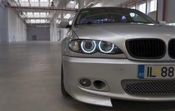 Serie 3 BMW Стоковая Фотография RF