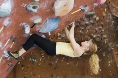 Serie A 37 di scalata di roccia di Khole Immagine Stock