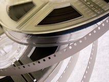 Serie 5 del rollo de película Foto de archivo libre de regalías