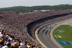 Serie Aarons de la taza de NASCAR Sprint el 26 de abril 499 Fotografía de archivo libre de regalías
