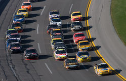 Serie Aarons de la taza de NASCAR Sprint el 26 de abril 499 Imágenes de archivo libres de regalías
