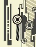 Serie abstracta del fondo libre illustration