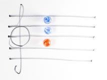 Serie akordu diagram, Am zdjęcia royalty free