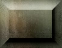 Serie antica del blocco in calcestruzzo (1) Immagini Stock Libere da Diritti