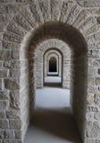 Serie archways obrazy stock