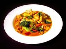 Serie asiática de la comida Fotos de archivo