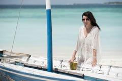 Serie av Maldiverna royaltyfria foton