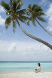 Serie av Maldiverna arkivfoto