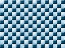 Serie blu del reticolo   Immagine Stock