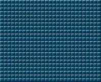Serie blu del reticolo   Fotografia Stock Libera da Diritti