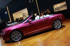 Serie continentale 51 di Bentley GTC Fotografie Stock