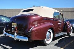 Serie convertible 1940 de la silla de manos de Cadillac 75 Foto de archivo