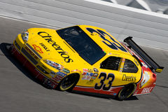 Serie Daytona 500 de la taza de Clint Bowyer NASCAR Sprint imagenes de archivo