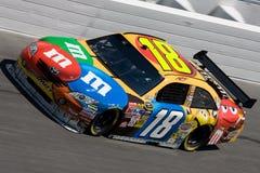 Serie Daytona 500 de la taza de Kyle Busch NASCAR Sprint Imágenes de archivo libres de regalías