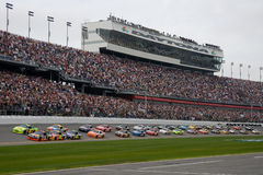 Serie Daytona 500 della tazza di NASCAR Sprint Immagine Stock