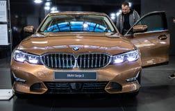 Serie 3 de BMW fotos de archivo