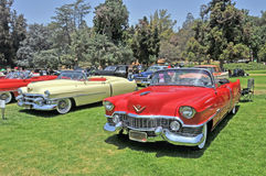 Serie 62 de Cadillac Foto de archivo libre de regalías