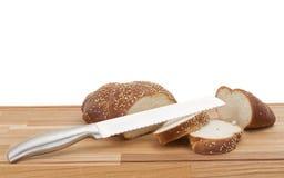 Serie de imágenes de las mercancías de la cocina. compartimiento de pan Foto de archivo libre de regalías
