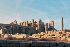 Serie de imágenes de monumentos famosos y de lugares de Egipto fotos de archivo