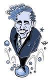 Serie de la caricatura: Mel Brooks libre illustration