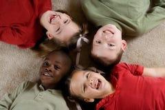 Serie de la diversidad Imagenes de archivo