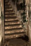 Serie de la escalera Fotografía de archivo libre de regalías