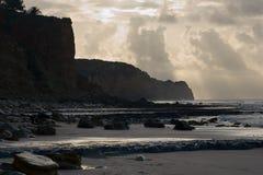 Serie de la playa de Portugal Fotografía de archivo