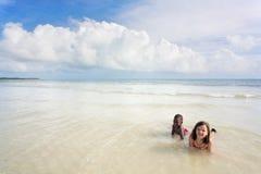 Serie de la playa - diversidad Fotografía de archivo