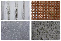 Serie de la textura Fotografía de archivo