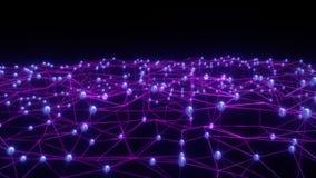 Serie de los reinos del fractal Arreglo creativo de los elementos del fractal, rejillas a actuar como gráfico elogioso para el te stock de ilustración