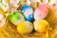 Serie de Pascua Foto de archivo libre de regalías