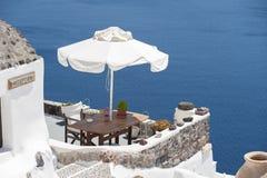 Serie de Santorini Grecia Foto de archivo