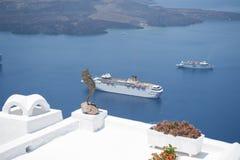 Serie de Santorini Grecia Fotos de archivo libres de regalías