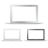 Serie del Apple MacBook Immagine Stock