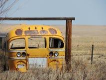 Serie del autobús escolar - 1 Foto de archivo