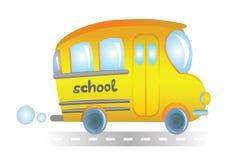 Serie del autobús escolar - 1 Fotos de archivo libres de regalías