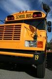 Serie del autobús escolar - 5 Foto de archivo libre de regalías