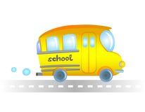 Serie del autobús escolar - 1 Fotografía de archivo libre de regalías