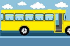 Serie del autobús escolar - 1 Fotos de archivo