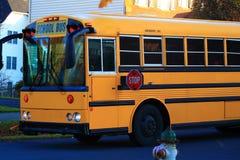 Serie del autobús escolar - 1 Foto de archivo libre de regalías