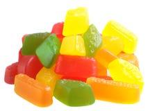 Serie del caramelo Imagen de archivo libre de regalías