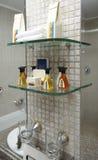 Serie del cuarto de baño Imagen de archivo libre de regalías