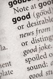 Serie del diccionario - filosofía: bueno