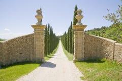 Serie del Gateway Fotografia Stock