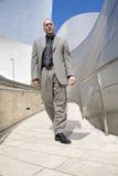 Serie del hombre de negocios Fotografía de archivo