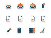 Serie del icono del Web