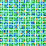 Serie del mosaico Immagini Stock