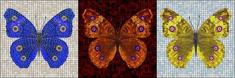 Serie del mosaico Fotografia Stock Libera da Diritti