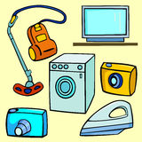 Serie del objeto del vector libre illustration
